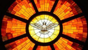 Alegoría del Espíritu Santo (Basílica de San Pedro, Vaticano)