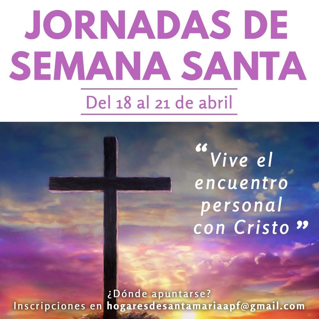 Celebración de la Semana Santa 2019